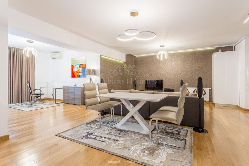 Gorgeous One Bedroom Apartment, Floreasca