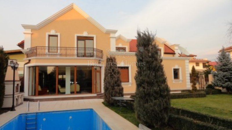 Five bedroom house with pool in pipera rental bucharest for 5 bedroom house with pool