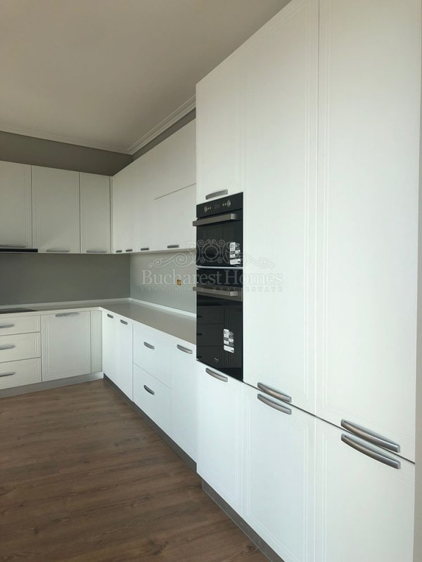 Up where we belong - 4 bedrooms modern apartment with views over Herastrau park