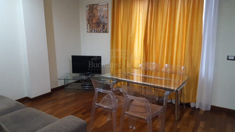 One Bedroom Apartment with Shared Outdoor Terrace Space in the Sun - Unirii