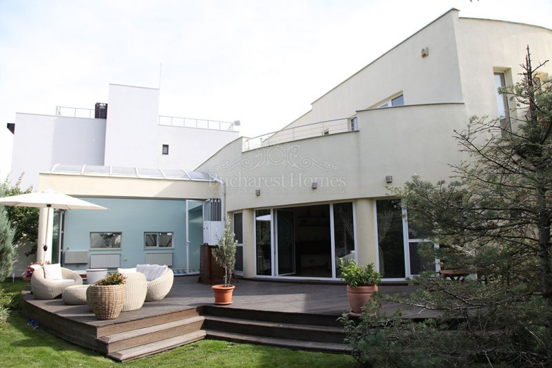 Five bedroom house with pool in pipera for sale sale for 5 bedroom house with pool