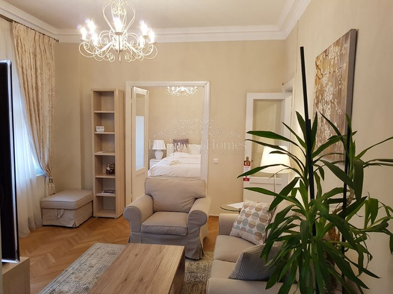 Very Comfortably Elegant Two Bedroom Apt - Dorobanti