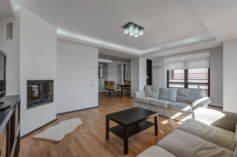 Two Bedroom Apartment in the Happening Part of Floreasca