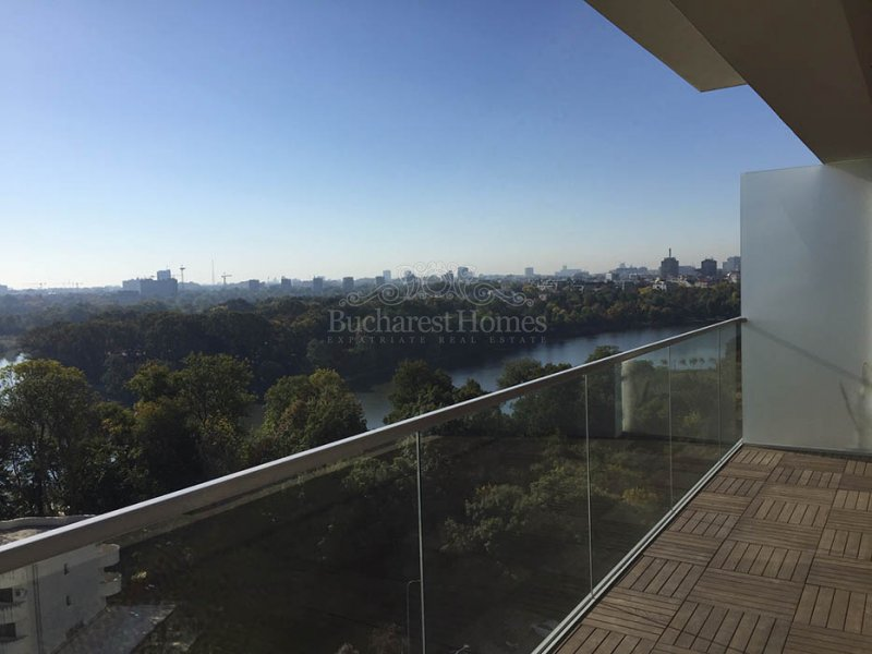 Three Bedroom Apartment with Godly View!  Herastrau