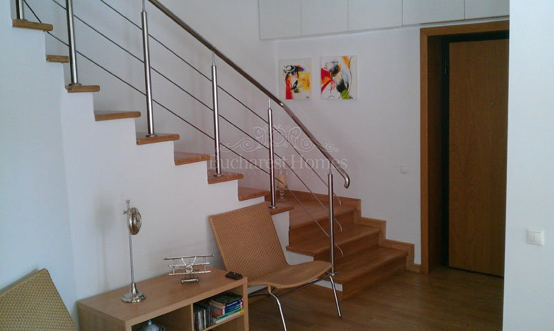 3 Bed Duplex Apartment Across From Herastrau Park
