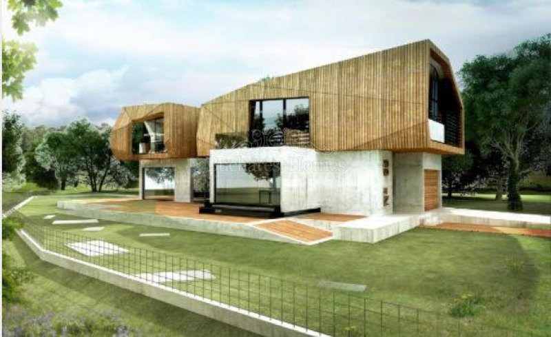 stunning modern mansion of 3 bedrooms corbeanca sale