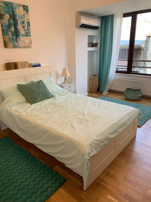 Smart Three Bed Apt with Parking - Floreasca
