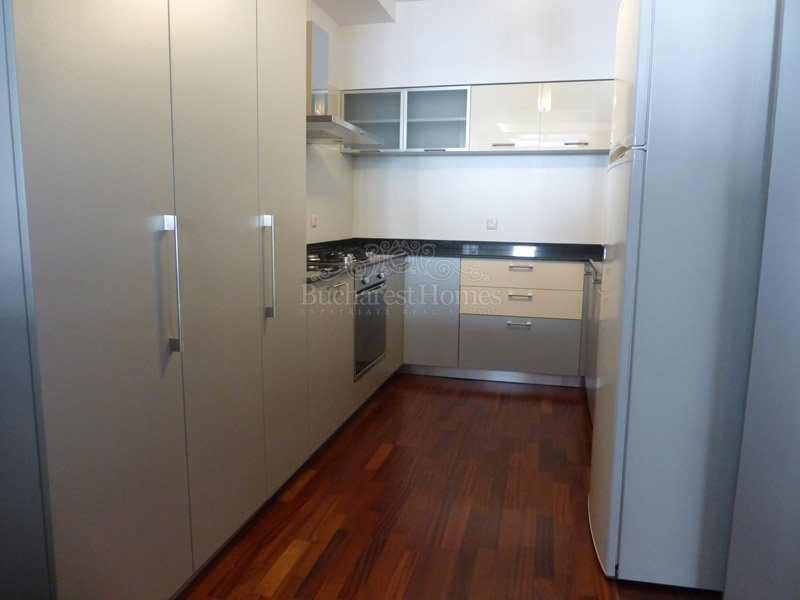 Two Bedroom Apt in Herastrau with Underground Parking