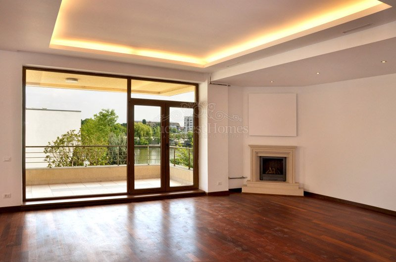 Large apartment on the Lake, Floreasca for rent