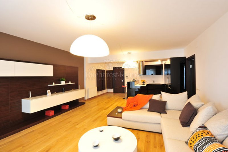 New One Bedroom Apartment, East Floreasca