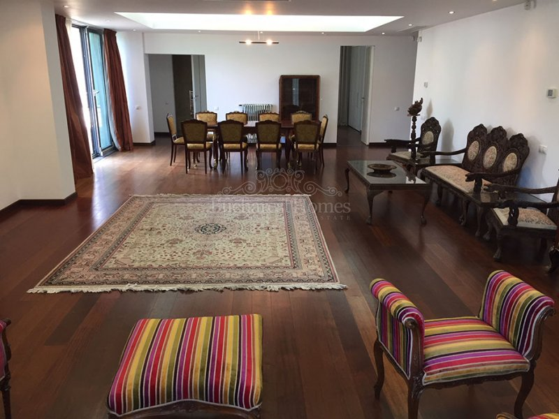 Large Two Bedroom Apt with Big Terrace - Near Pescariu Club