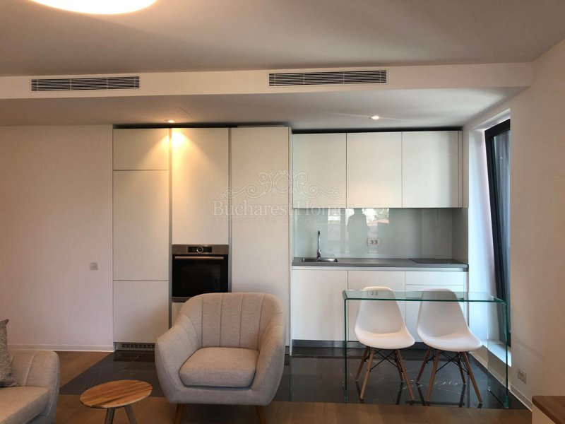 High-end two bedroom apartment, Primaverii