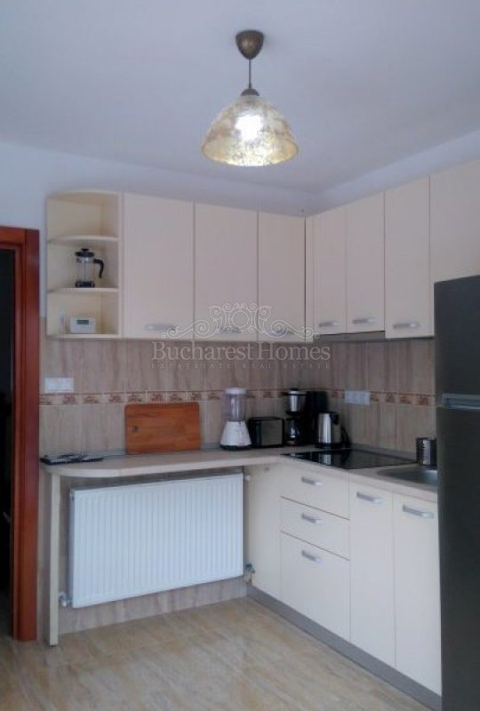 Cottage with Two Bedrooms and Garden, Baneasa