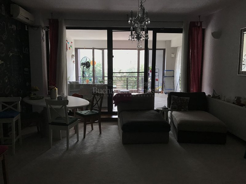 Practical fully fitted 2 bedroom in the north of the city, Domenii-Bucurestii Noi