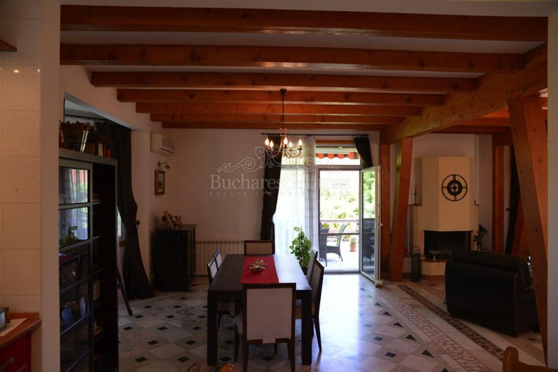 Four Bedroom House with Fireplace and Garden - Corbeanca