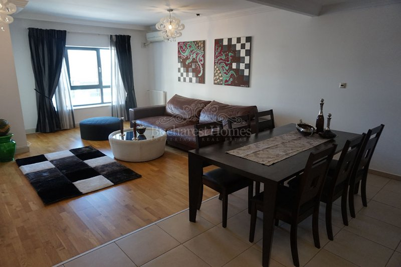 Two Bedroom Apt in Secured Complex - Floreasca