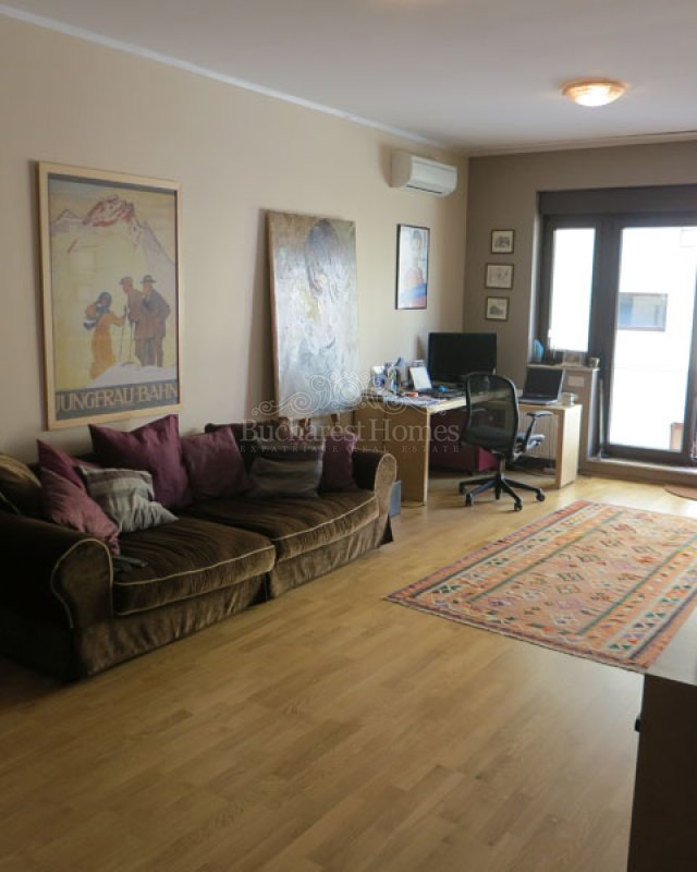 Well Designed Two Bed Apartment With Terrace In Herastrau